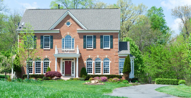 Front-Brick-Single-Family-House